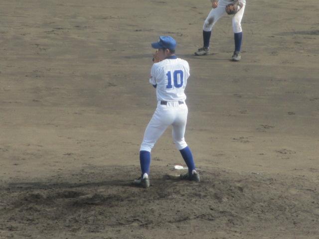 北信越高校野球石川県大会 三回戦 航空vs市工 261