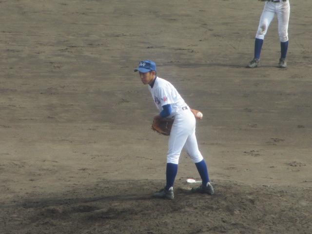 北信越高校野球石川県大会 三回戦 航空vs市工 260