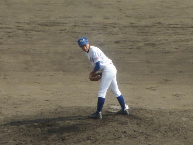 北信越高校野球石川県大会 三回戦 航空vs市工 268