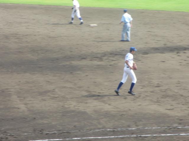 北信越高校野球石川県大会 三回戦 航空vs市工 267