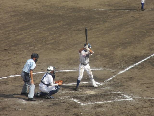 北信越高校野球石川県大会 三回戦 航空vs市工 273