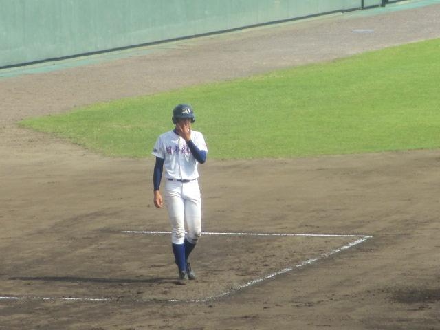 北信越高校野球石川県大会 三回戦 航空vs市工 272