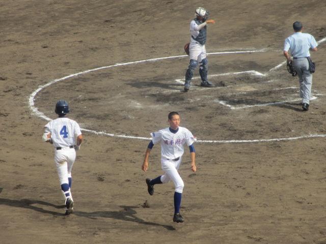北信越高校野球石川県大会 三回戦 航空vs市工 271