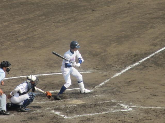 北信越高校野球石川県大会 三回戦 航空vs市工 278