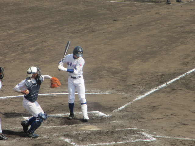 北信越高校野球石川県大会 三回戦 航空vs市工 277