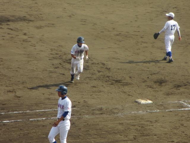 北信越高校野球石川県大会 三回戦 航空vs市工 276