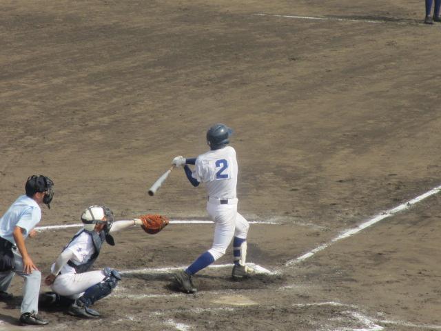 北信越高校野球石川県大会 三回戦 航空vs市工 284