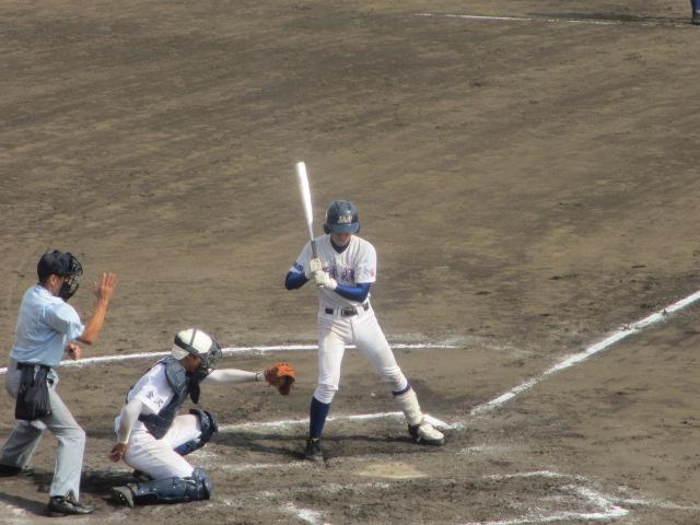 北信越高校野球石川県大会 三回戦 航空vs市工 283