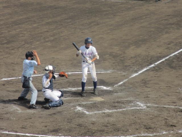 北信越高校野球石川県大会 三回戦 航空vs市工 291