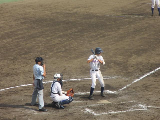 北信越高校野球石川県大会 三回戦 航空vs市工 290
