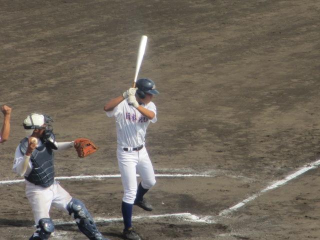 北信越高校野球石川県大会 三回戦 航空vs市工 297