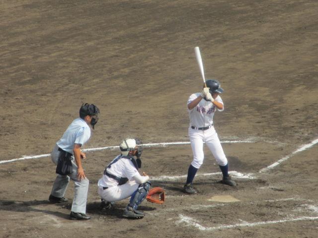 北信越高校野球石川県大会 三回戦 航空vs市工 298