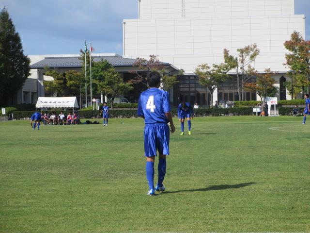 2013.10.13 高校サッカー選手権石川県大会二回戦 航空vs小松市立 040