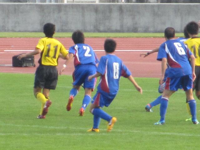 2013.11.2 山梨県大会準決勝  航空vs学院 202