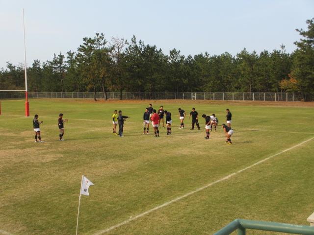 高校ラグビー新人戦  航空vs羽咋工業 006