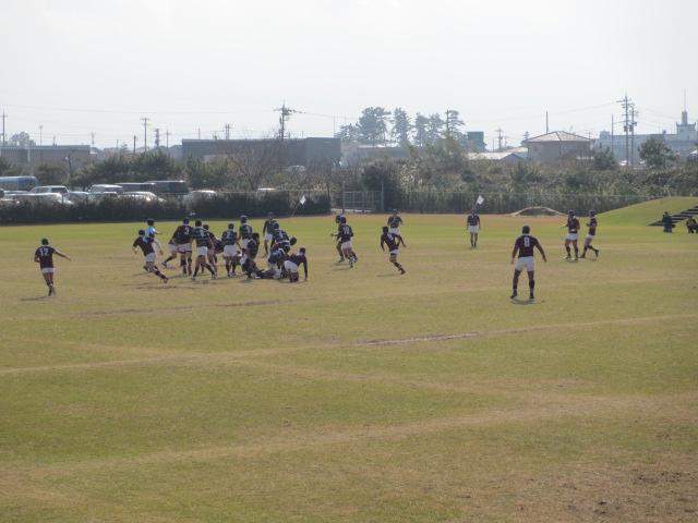 高校ラグビー新人戦  航空vs羽咋工業 065