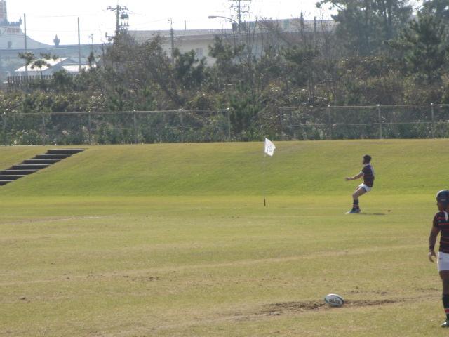 高校ラグビー新人戦  航空vs羽咋工業 072
