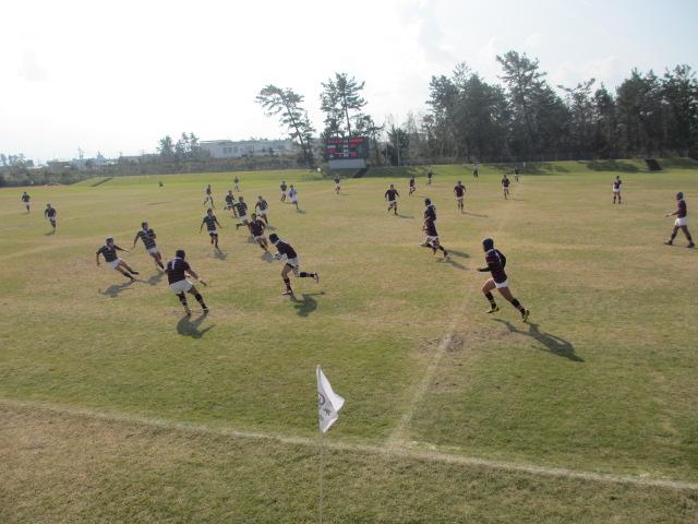 高校ラグビー新人戦  航空vs羽咋工業 163
