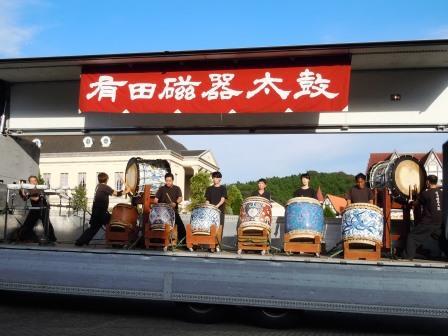 有田磁器太鼓(2013-10-17)