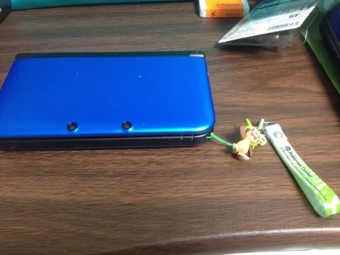 3DSストラップハリマロン