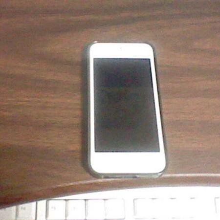 iphone5s表面
