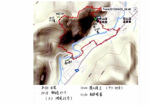 20130425朝日岳 (2)