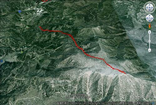 20130512札幌岳グーグル