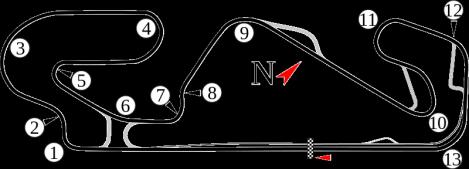 カタルーニャ・サーキット-MotoGP