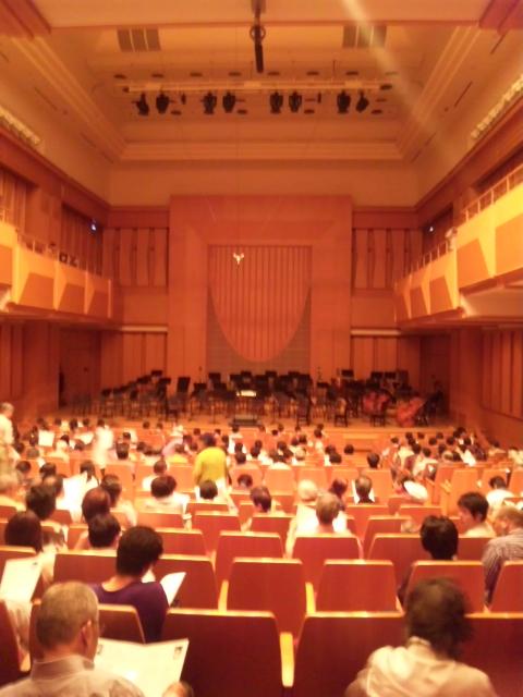 京葉銀行文化プラザ音楽ホール