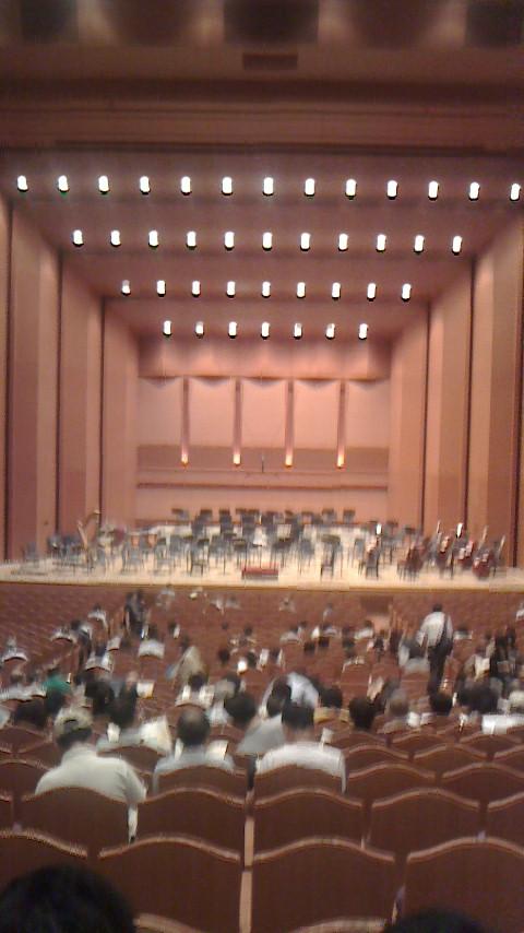 アプリコ大ホール2