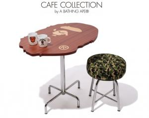 CAFE COLLECTION by A BATHING APE