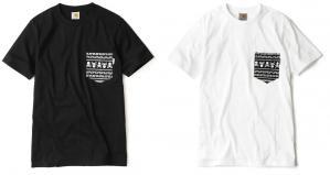 Carhartt x mastermind JAPAN SS Contrast Pocket T-Shirt