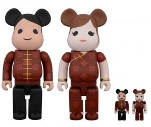 GREETING Marriage BE@RBRICK CHINA