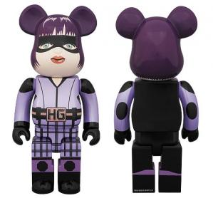 HIT-GIRL BE@RBRICK 400%