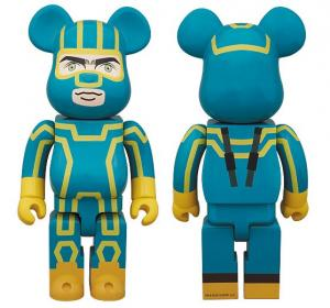 KICK-ASS BE@RBRICK 400%
