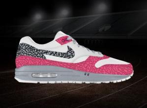 Nike Air Max 1 Premium iD ELEPHANT