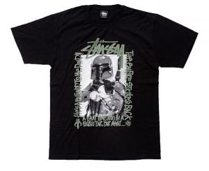 STUSSY × ボバ・フェット Tシャツ