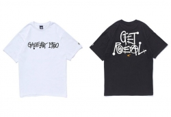 STUSSY × G1950 GET REAL Tシャツ