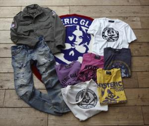 mastermind JAPAN HYSTERIC GLAMOUR