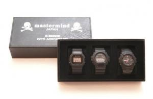 ronherman × mastermind JAPAN × G-SHOCK