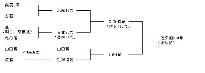 金紋錦系図