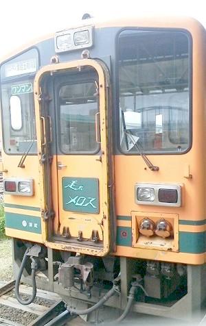 津軽鉄道走れメロス号
