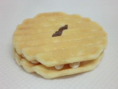 和洋折衷のお菓子