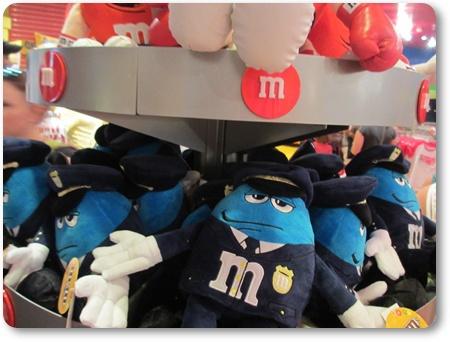 ラスベガスM&M'sチョコレート店,ラスベガスのM&M's