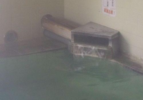 中山平温泉しんとろの湯7湯口