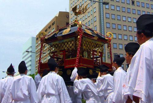 仙台青葉まつり2013~7青葉神社神輿