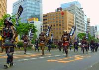仙台青葉まつり2013~14家臣団