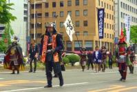 仙台青葉まつり2013~16上杉武将隊