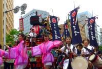 仙台青葉まつり2013~22青葉駒山鉾