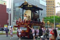 仙台青葉まつり2013~26七福大太鼓山鉾